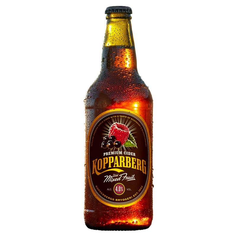 Kopparberg Premium Cider with Mixed Fruit 15 x 500ml