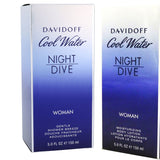 Davidoff Cool Water Night Dive Woman (1xShower Breeze And 1xBody Lotion) | Anielas.com