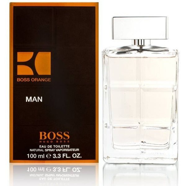 Hugo Boss Boss Orange for Men Eau de Toilette Spray | Anielas.com