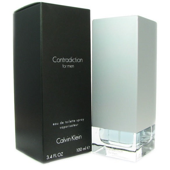 Calvin Klein Contradiction for Men Eau de Toilette Spray | Anielas.com
