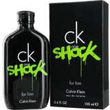 Calvin Klein CK One Shock for Him Eau de Toilette Spray | Anielas.com