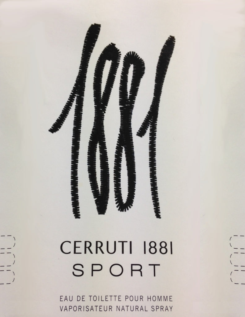 Clearance Cerruti 1881 Sport Demonstration 100ml