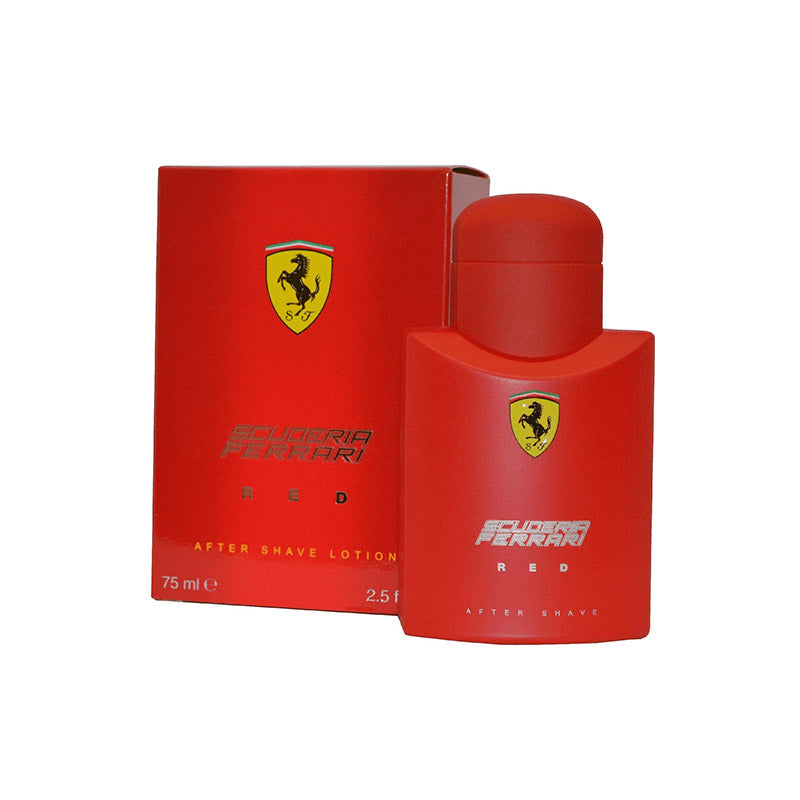 Ferrari Scuderia Red 75ml Aftershave Lotion