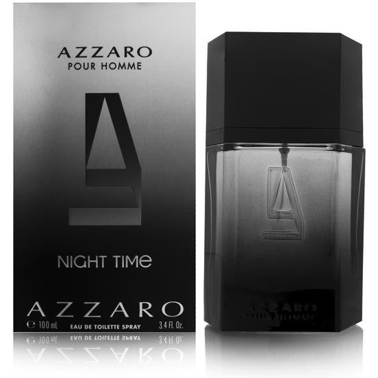 Azzaro Pour Homme Night Time Eau de Toilette Spray | Anielas.com