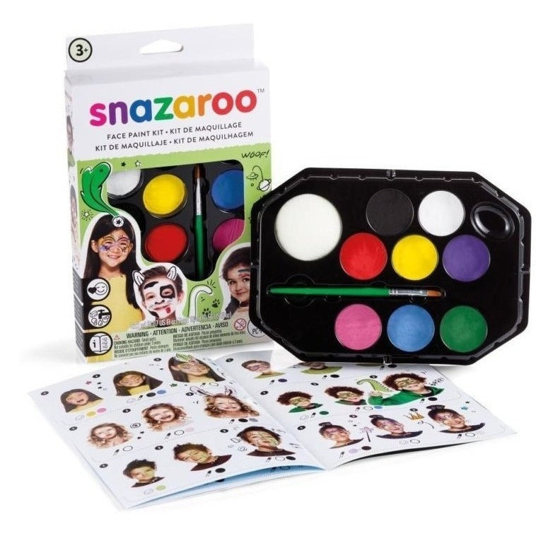 Snazaroo Rainbow Face Paint Kit | Anielas.com