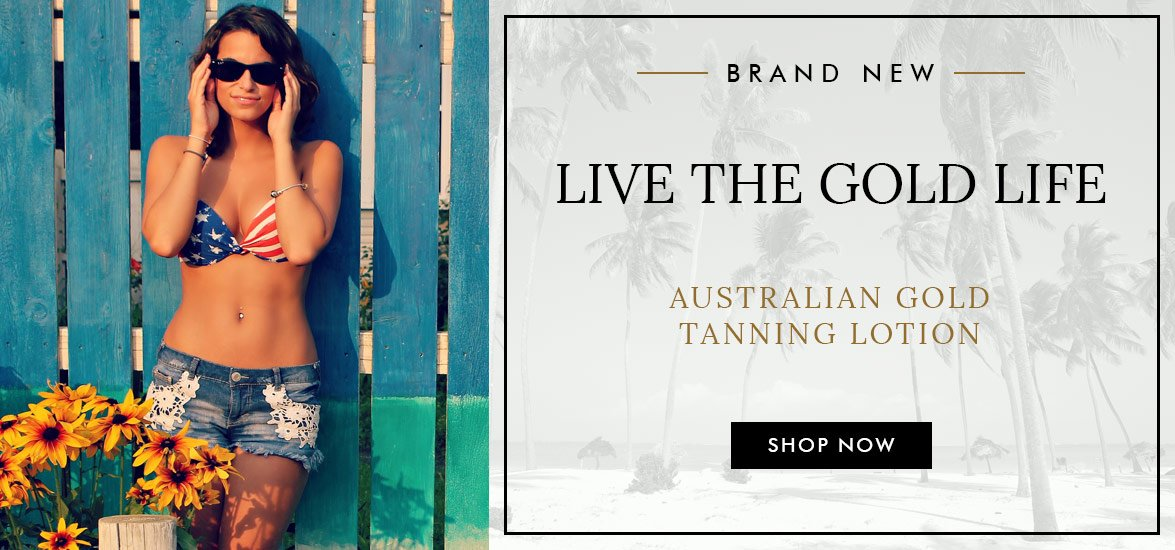 Australian Gold Tanning Lotion & Spray