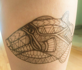Wildlife Temporary Tattoos