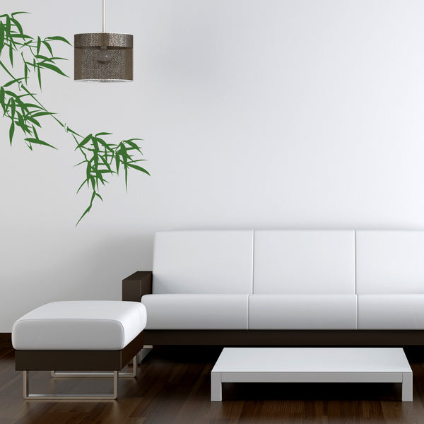 Bamboo Wall Sticker