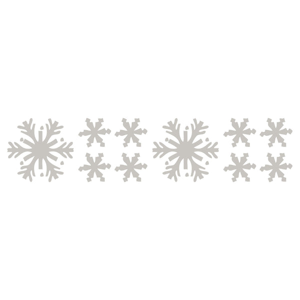 Snowflakes (Mini Pack) Wall Stickers