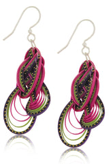 AGATHA TERRELL - SAILOR Braided Bamboo Earrings - Jewelry