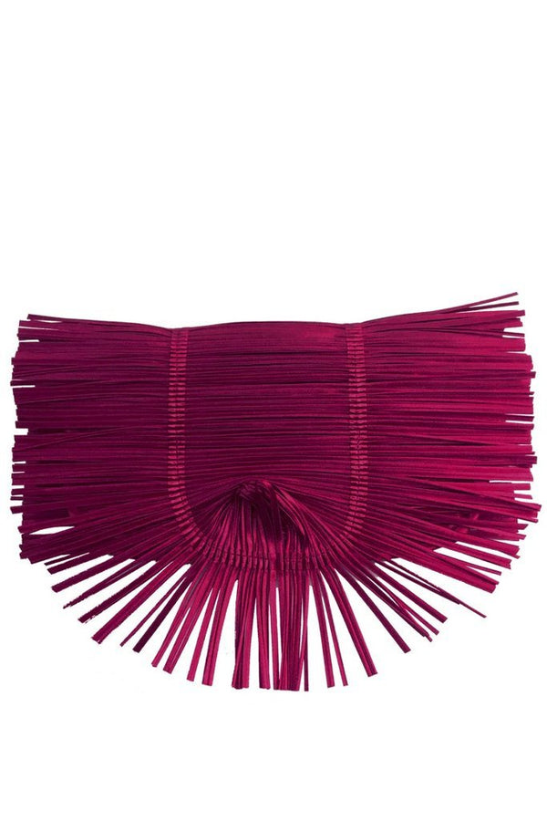 Clutch Me Fuchsia Clutch