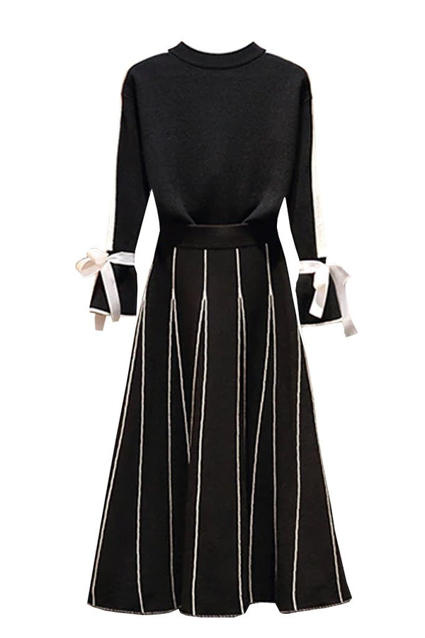 Black & White Blouse and Skirt Set | Woman Clothing Philip Lang