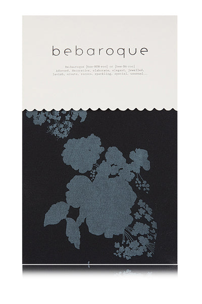BEBAROQUE BONNIE Black Tights