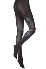 BEBAROQUE NATALIA Black Tights