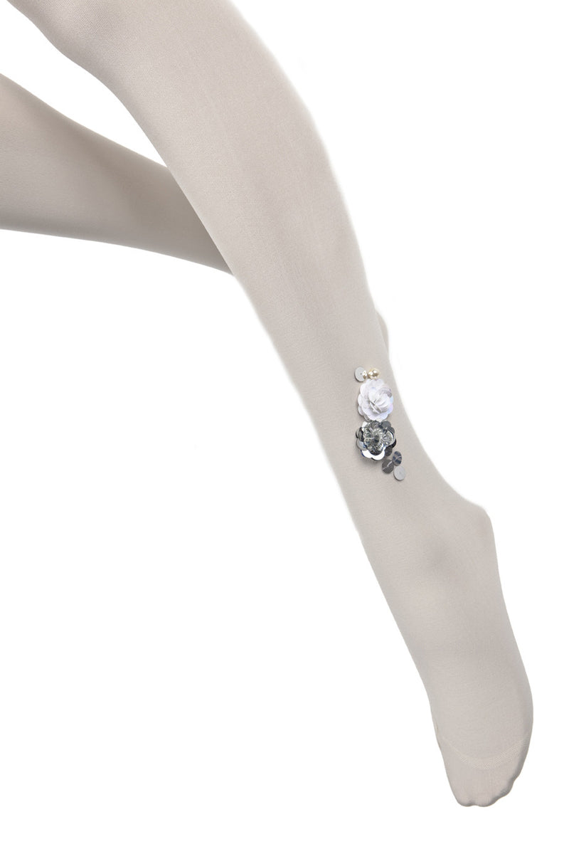 BEBAROQUE PRINCESS Cream Tights