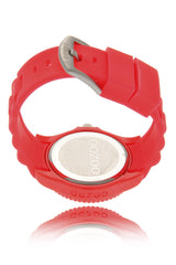 FLUO PINK Silicone Watch