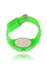 GREEN Fluo Silicone Watch