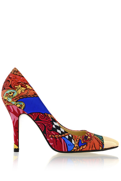 CHINESE LAUNDRY DANGER ZONE Multicolor Pumps