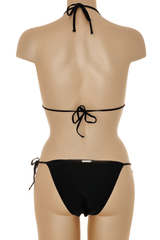 CLUBE BOSSA JASMIN Black Τriangle Bikini
