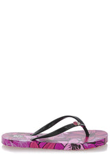 COLORS OF CALIFORNIA FLOWER POWER Flip Flops