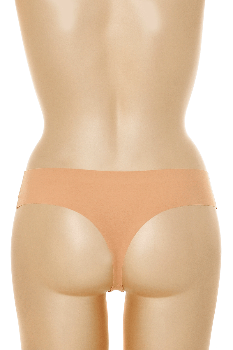 COTTON CLUB 212 Invisible Beige Thong