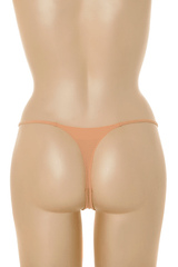 COTTON CLUB 230 Beige Thong