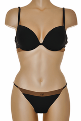 COTTON CLUB 230 Bicolor Thong