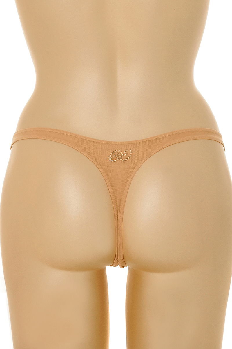 COTTON CLUB NAOMI Nude Thong