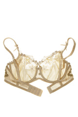 COTTON CLUB SPRING Nude Bra