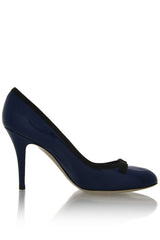 Dolce & Gabbana DECOLLETTE VERNICE Blue Pumps