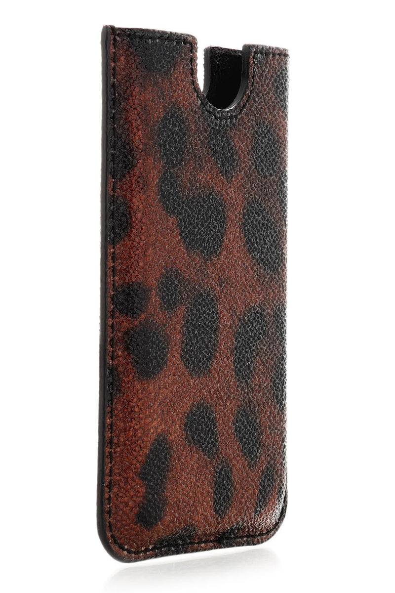 Dolce & Gabbana LEOPARD Brown iPhone® Case