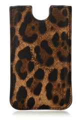 Dolce & Gabbana LEOPARD Naturale iPhone® Case