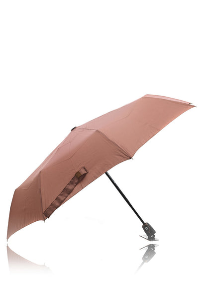 UNI Magic Fiber Brown Umbrella