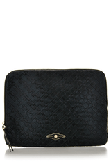 ELLIOTT LUCCA LUCCA Black Onyx Tablet Sleeve