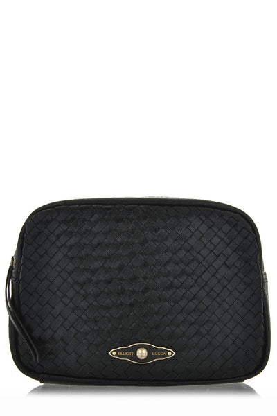 MILLANA Black Onyx Pouch Bag