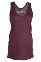 ENZA COSTA LOOSE Racer Wine Tank