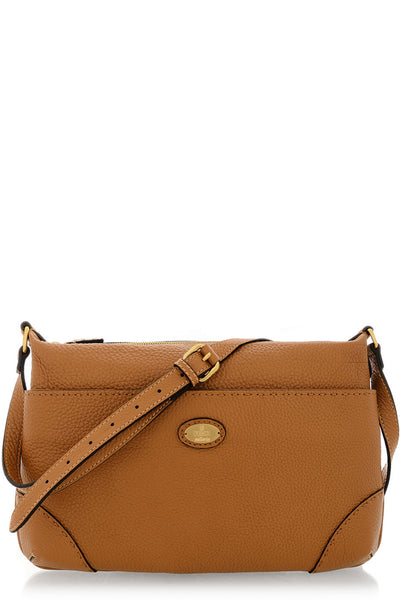 SELLERIA Brown Messenger Bag