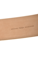FENDI CHAMELEON High Waist Belt