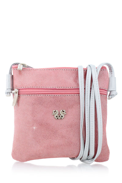 MINI MADELINE Baby Pink Crossbody Bag