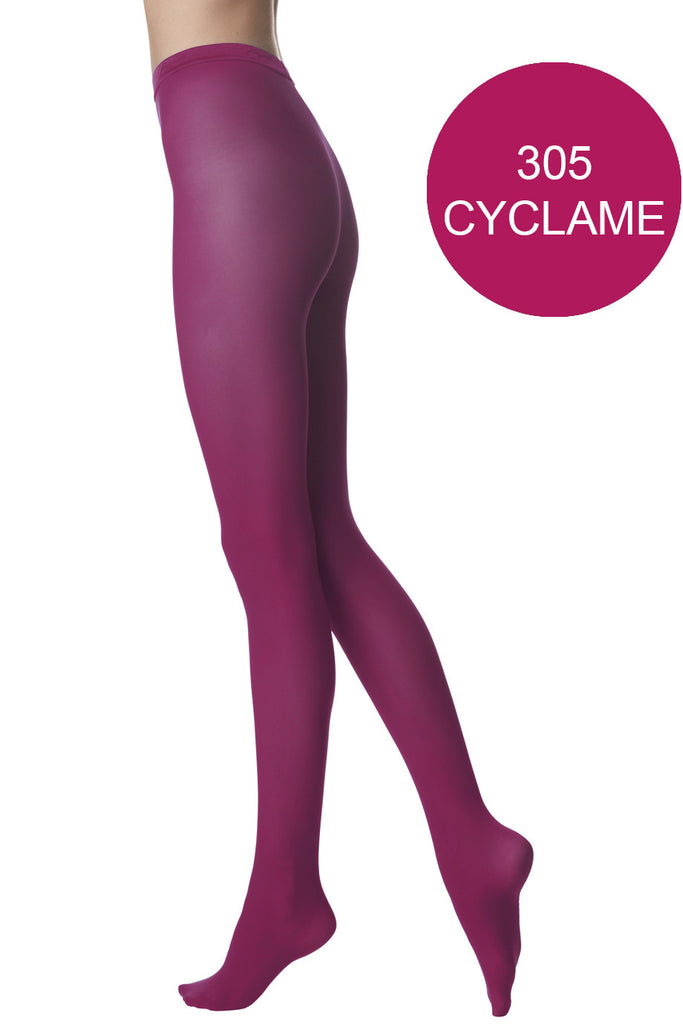 FOGAL 138 OPAQUE 305 Cyclame Tights