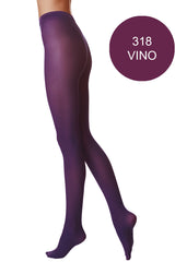 FOGAL 138 OPAQUE 318 Vino Tights