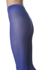 FOGAL 138 OPAQUE Purple Tights 445 Cassis