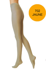 FOGAL 138 OPAQUE 702 Jaune Tights