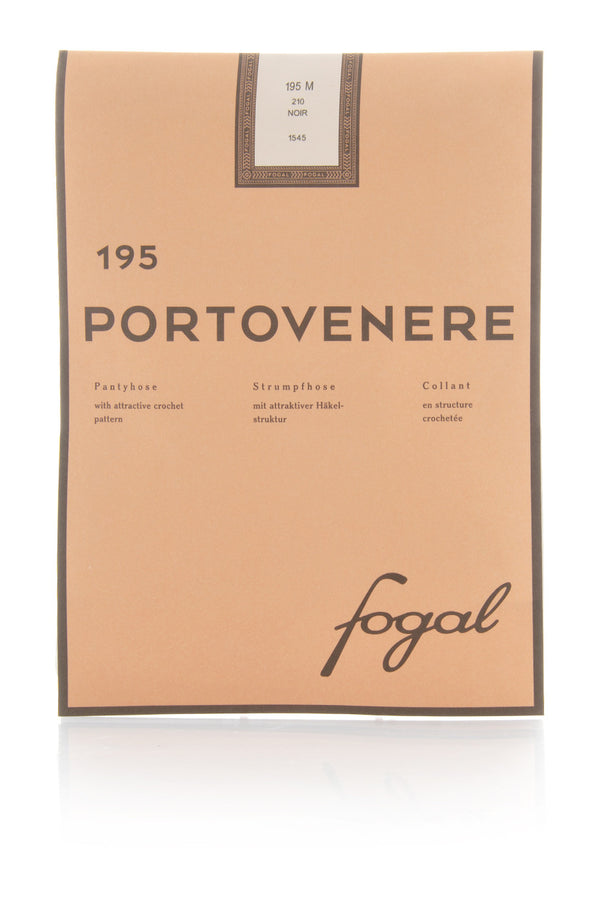 FOGAL 195 PORTOVENERE 210 Black Tights