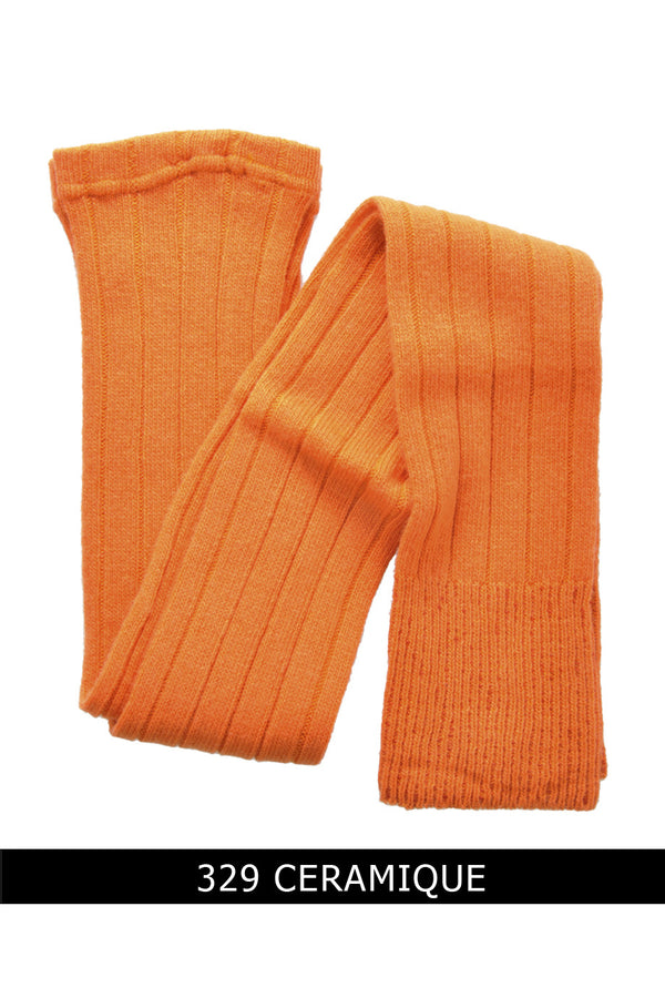 FOGAL 348 LEGWARMER wide border 329 Ceramique