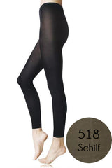 FOGAL 537 OPAQUE Khaki Leggings 518 Schilf