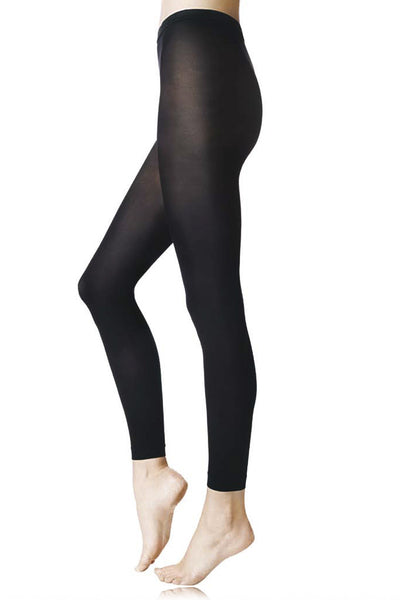 FOGAL 537 OPAQUE Leggings 210 Noir Black