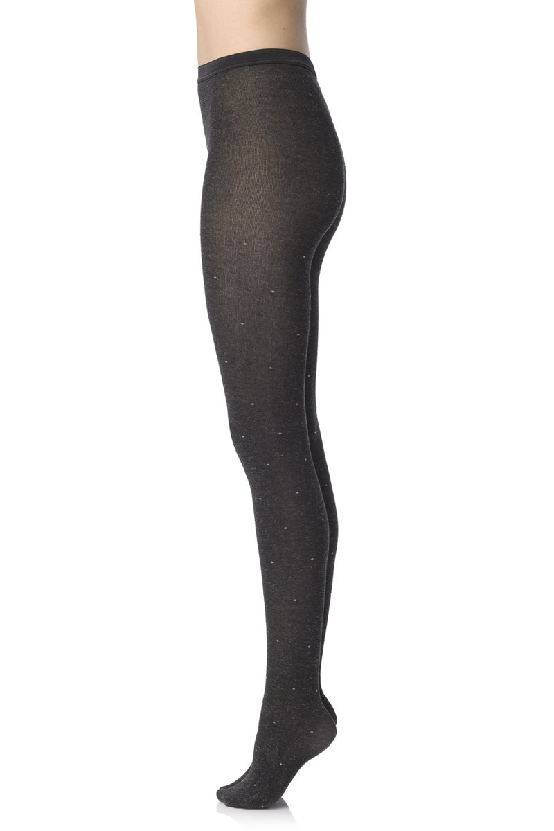 FOGAL 541 SILVER NIGHT Tights 298 Noir-Silver