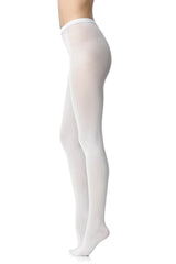 FOGAL 545 GLOSS Opaque Tights 202 Silver