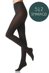 FOGAL 560 VELOUR OPAQUE Tights 50D 512 Smaragd